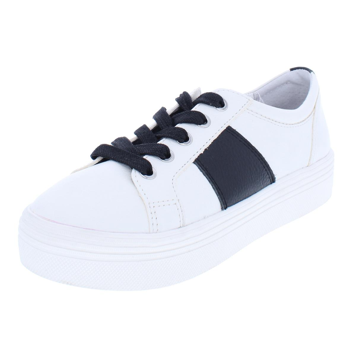 76494bc3b492 Details about Dolce Vita Womens Tavina Ivory Casual Shoes Sneakers 10  Medium (B
