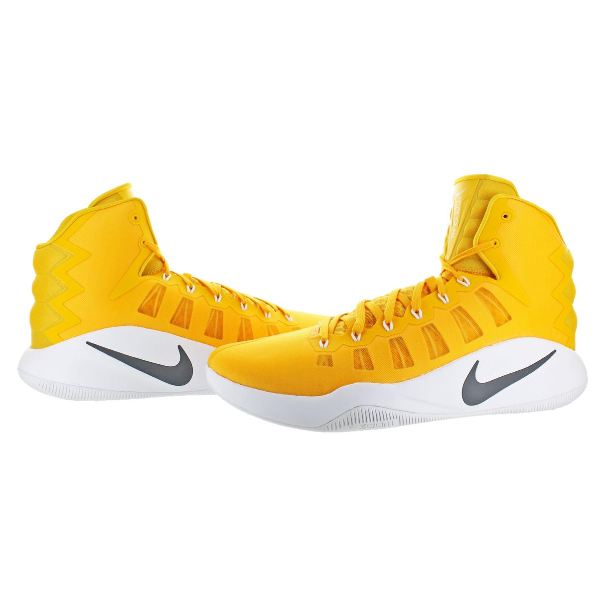 74ae4751dff5 Nike Hyperdunk 2016 Men s Mesh Lace-Up Zoom Hightop Basketball ...