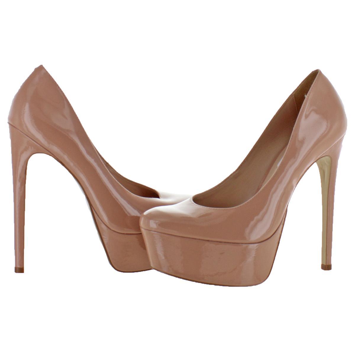 Steve-Madden-Womens-Deserve-Solid-Dress-Pumps-Platforms-BHFO-0713 thumbnail 7