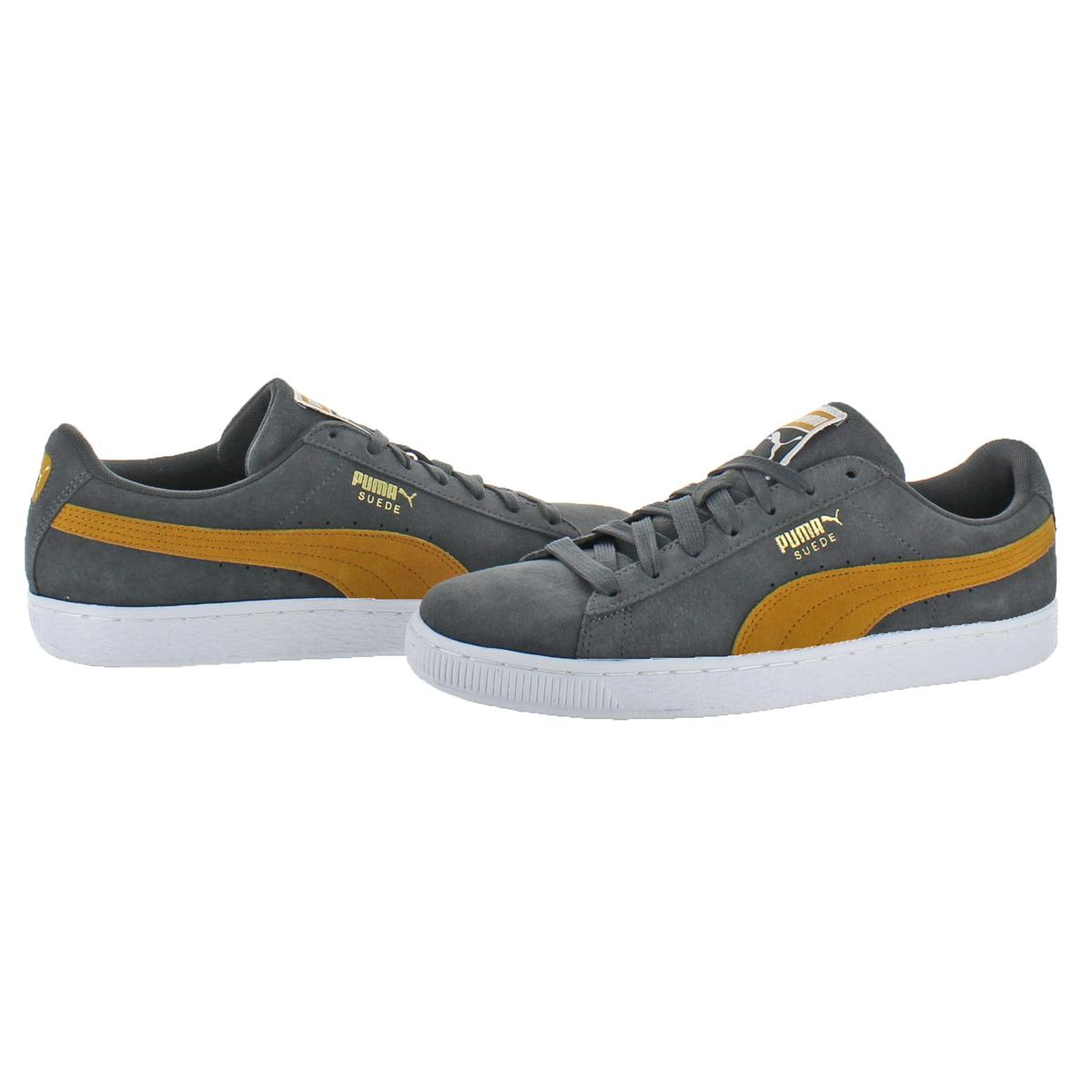 Puma-Suede-Classic-Men-039-s-Fashion-Sneakers-Shoes thumbnail 21