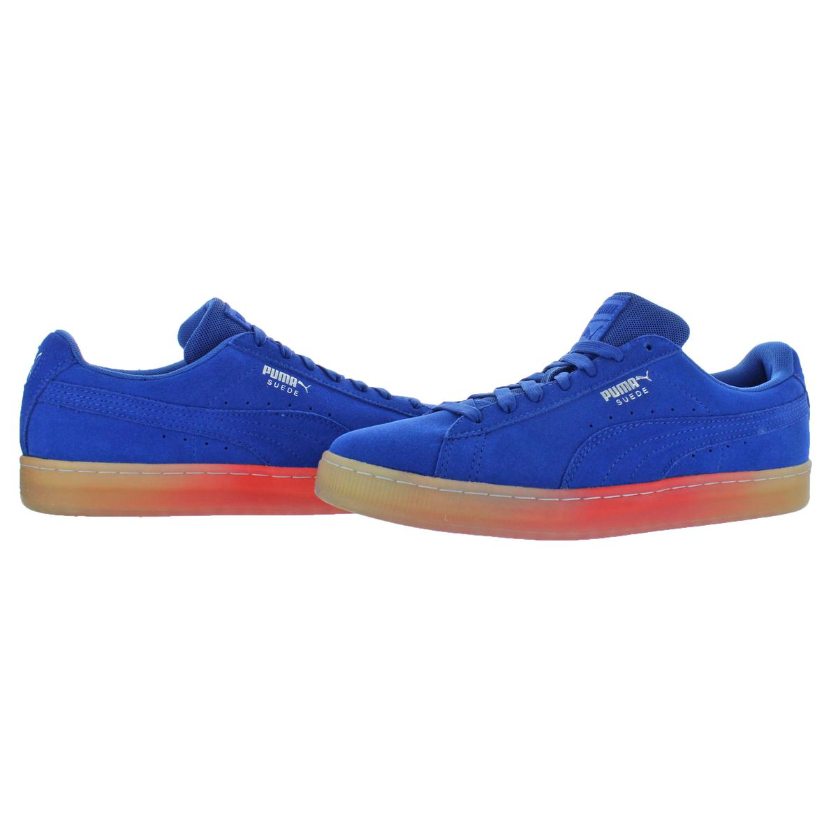 Puma-Suede-Classic-Men-039-s-Fashion-Sneakers-Shoes thumbnail 51