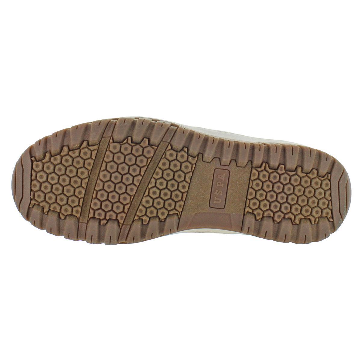 thumbnail 7 - U.S. Polo Assn. Bruno Men's Fashion Chukka Ankle Boots