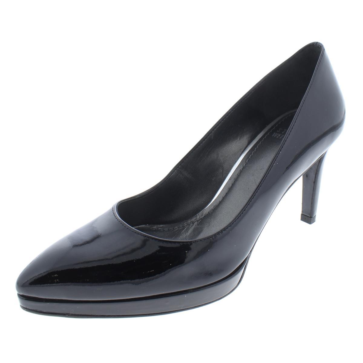 Stuart Weitzman Weitzman Weitzman para Mujer Vestido Negro Platón Tacones Zapatos 8 Medio (B, M) BHFO 5439  mejor marca