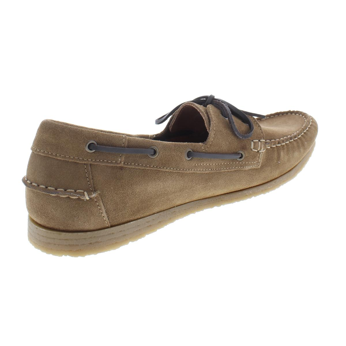 Steve-Madden-Mens-Buoy-Solid-Loafer-Slip-On-Boat-Shoes-BHFO-9944 thumbnail 10