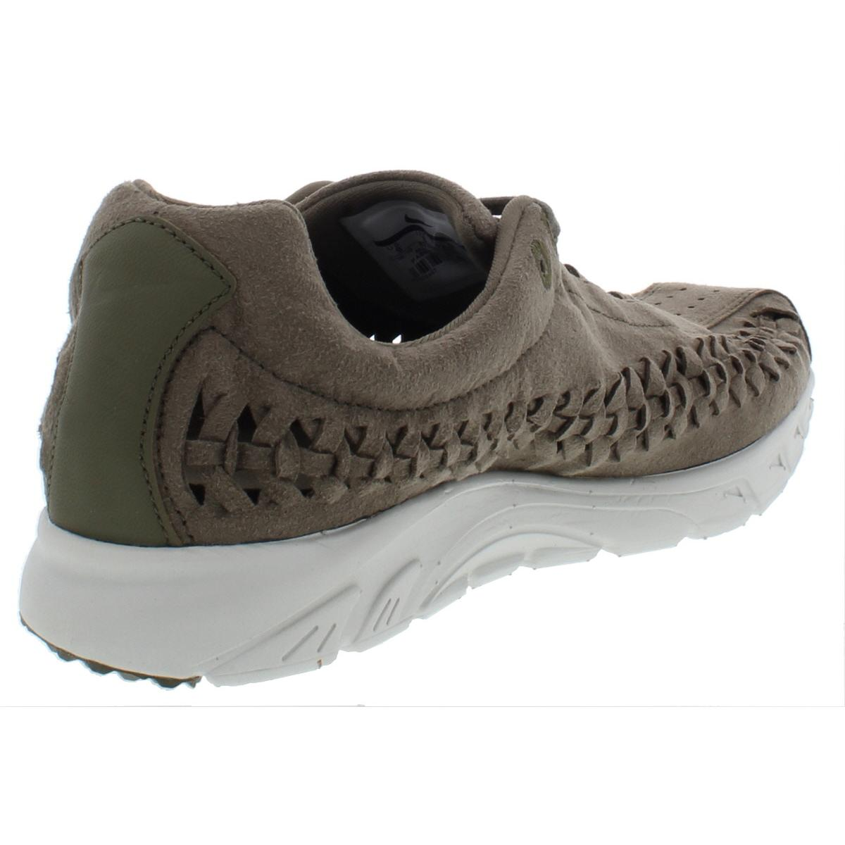 Nike-Mens-Mayfly-Woven-Suede-Woven-Training-Fashion-Sneakers-Shoes-BHFO-2898 thumbnail 14