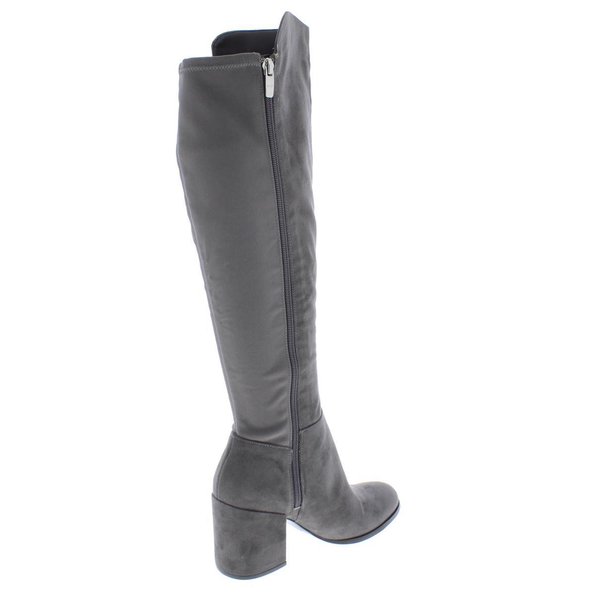 Marc Fisher para mujer lacole Imitación Gamuza Gamuza Gamuza Sobre la Rodilla Botas Zapatos BHFO 5645 42d153