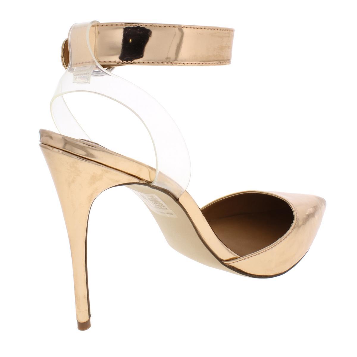 Steve-Madden-Womens-Diva-Stiletto-Pointed-Toe-Pumps-Shoes-BHFO-1554 thumbnail 6
