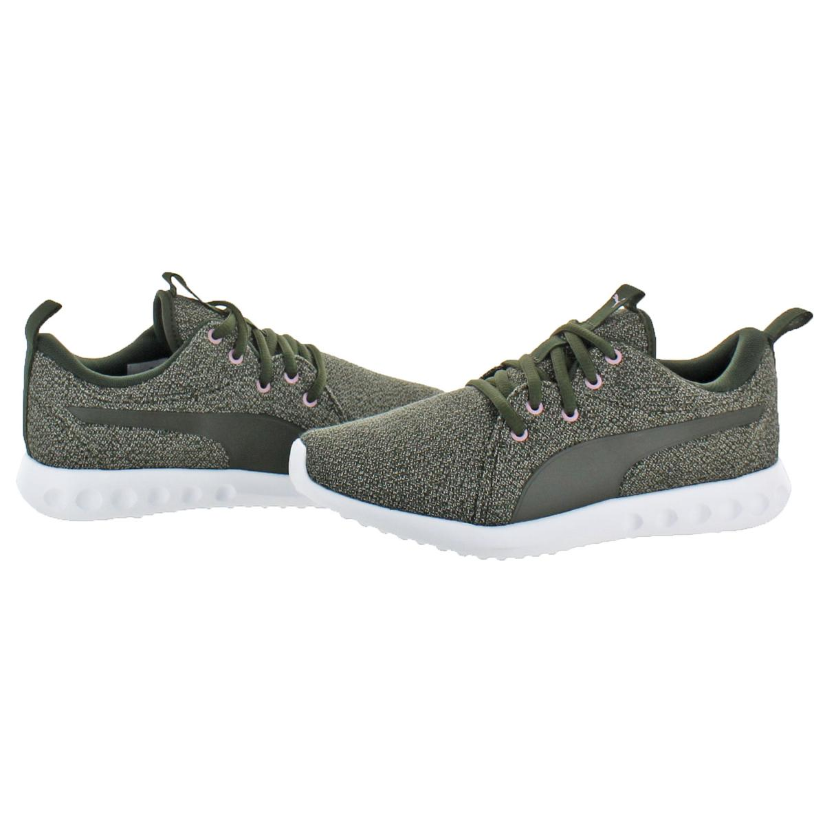 Puma Carson 2 Nature Knit Women s Low-Top Running Trainer Sneaker ... c1aff92cc