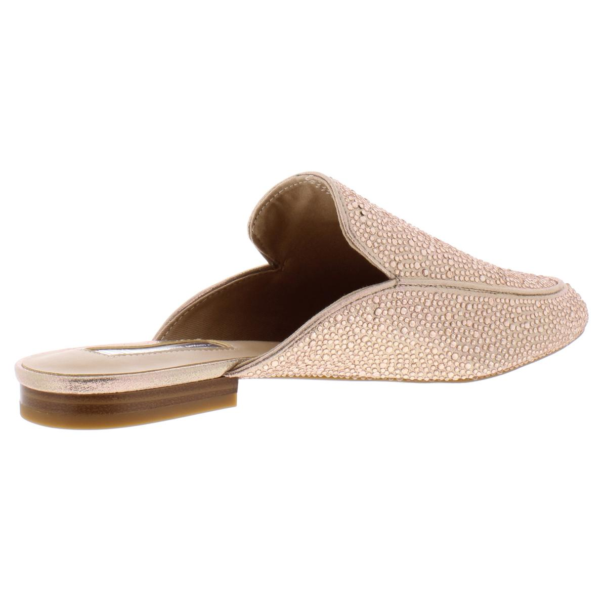 INC-Womens-Gannie12-Embellished-Loafer-Round-Toe-Mules-Flats-BHFO-9730 thumbnail 8