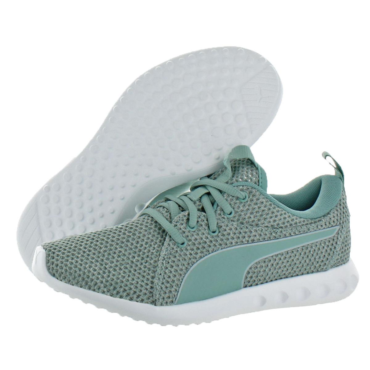 827d86fe8a0b5b Puma Carson 2 Nature Knit Women s Low-Top Running Trainer Sneaker ...