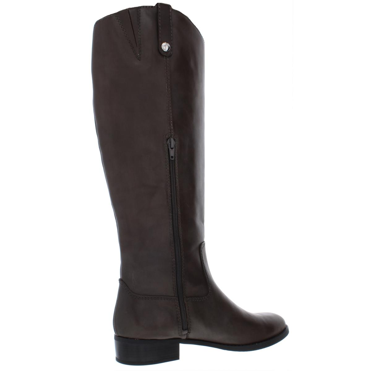 INC-Womens-Fawne-Leather-Knee-High-Tall-Riding-Boots-Shoes-BHFO-5020 thumbnail 13