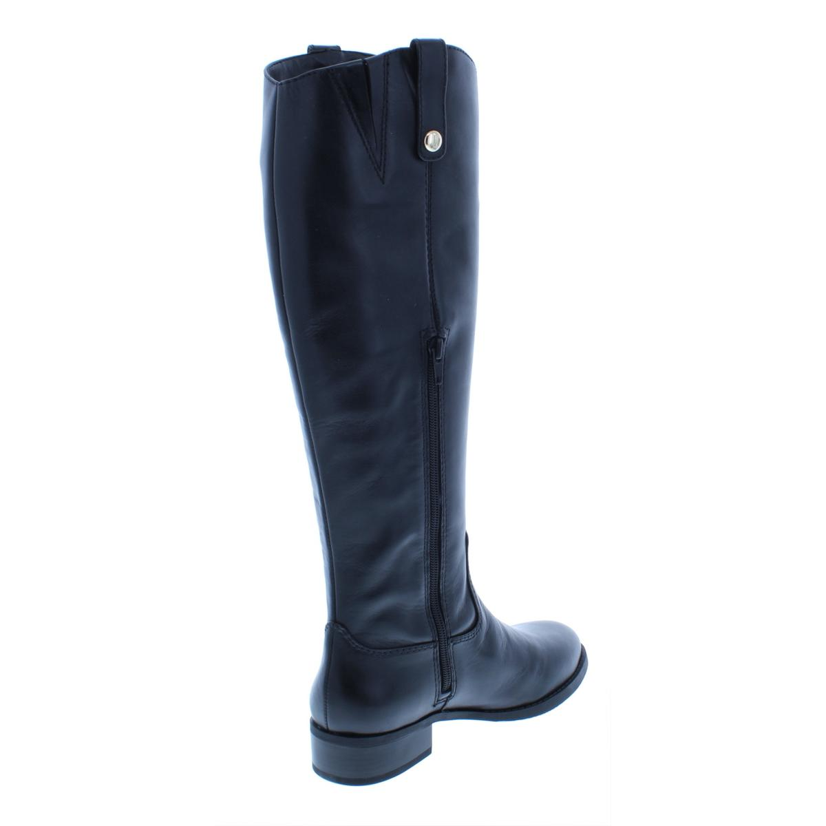 INC-Womens-Fawne-Leather-Knee-High-Tall-Riding-Boots-Shoes-BHFO-5020 thumbnail 4