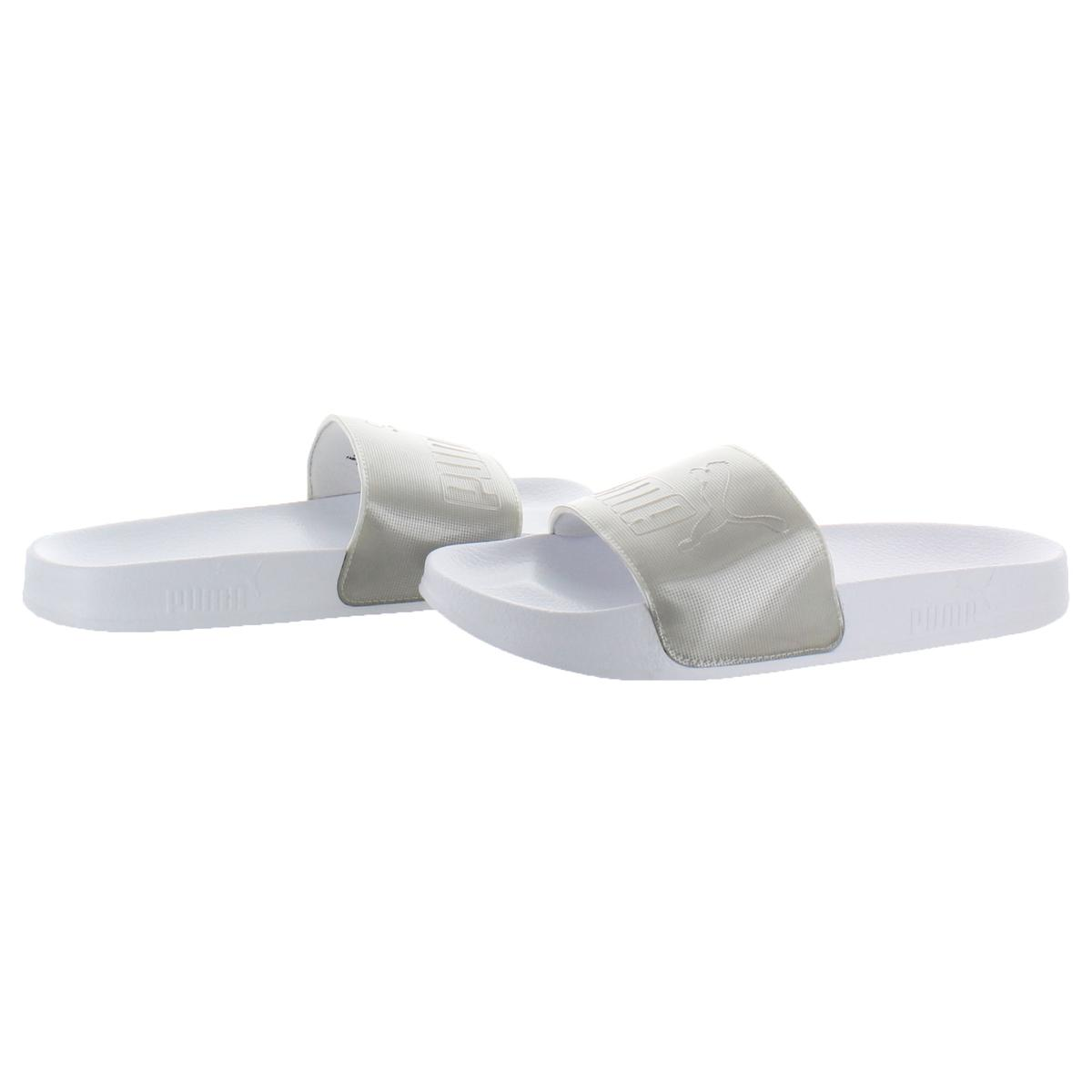 fc81b52f0cc Puma Leadcat EP Women s Branded Padded Strap EVA Pool Slide Sandals ...