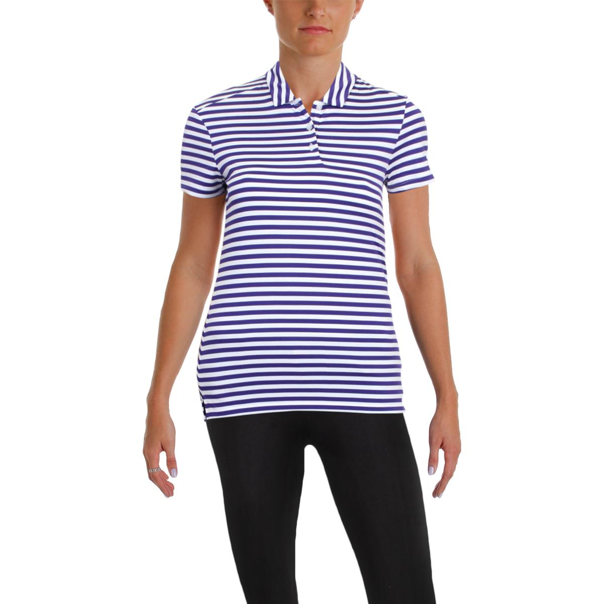 huge sale arriving special section Details about Nike Womens Purple Fitness Active Golf Polo Athletic XS BHFO  2396