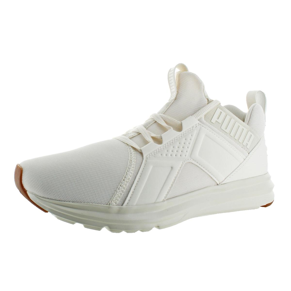 713421a93e875b Puma Enzo Mesh Men  s Softfoam Sockliner Mid-Top Trainer Fashion Sneaker  Shoes