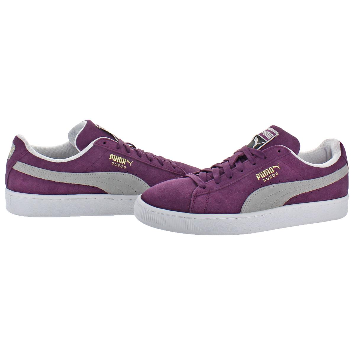 Puma-Suede-Classic-Men-039-s-Fashion-Sneakers-Shoes thumbnail 15