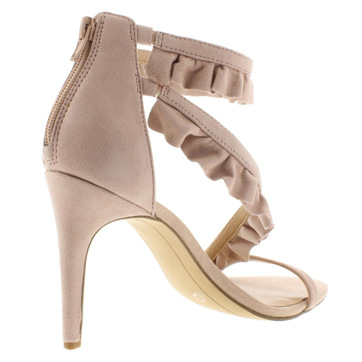 INC-Womens-Rezza-Suede-Heels-Open-Toe-Dress-Sandals-Shoes-BHFO-7122 thumbnail 6