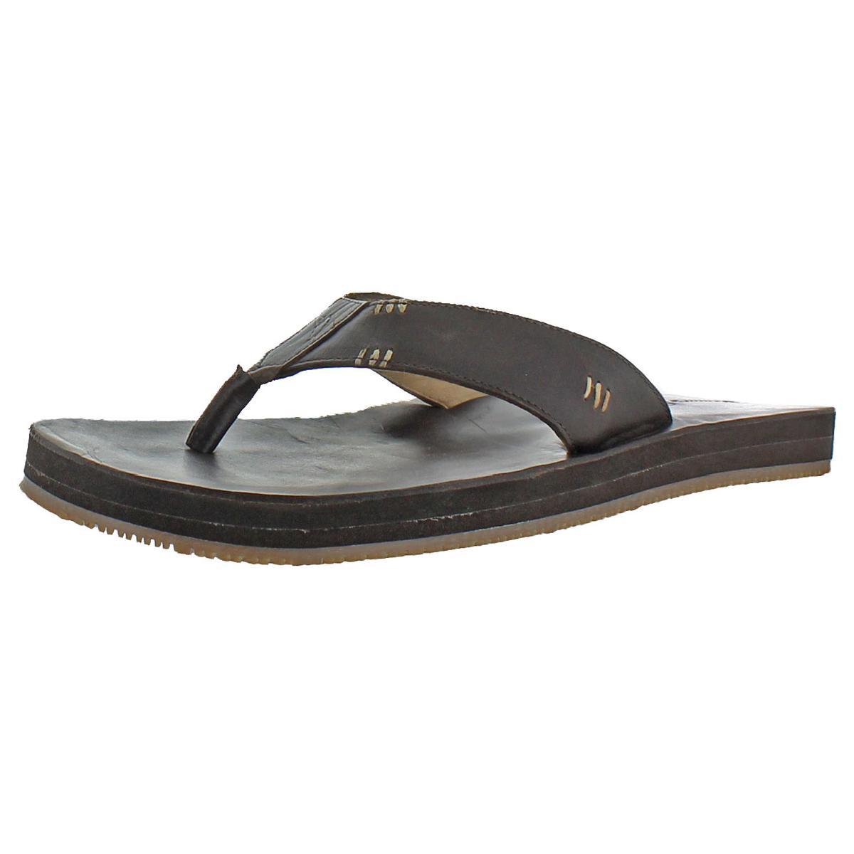 ce10a8ec92c07c Tommy Bahama Mens Adderly Summer Flip Flops Thongs Flip-Flops ...
