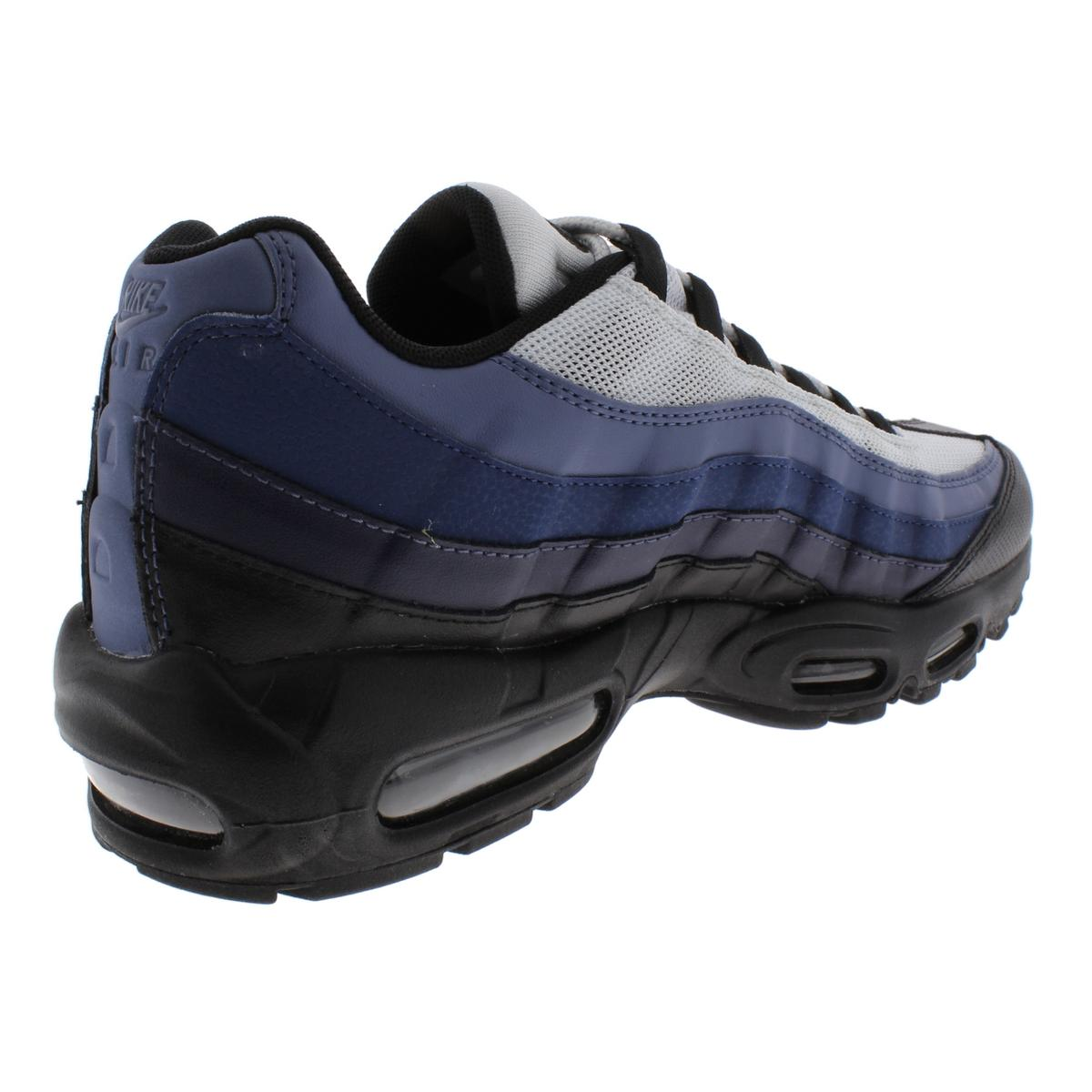 sale retailer 858fc 370ab Nike Air Max 95 Essential Mens 749766-028 Black Obsidian Running Shoes Size  8.5. About this product. Picture 1 of 4  Picture 2 of 4  Picture 3 of 4   Picture ...
