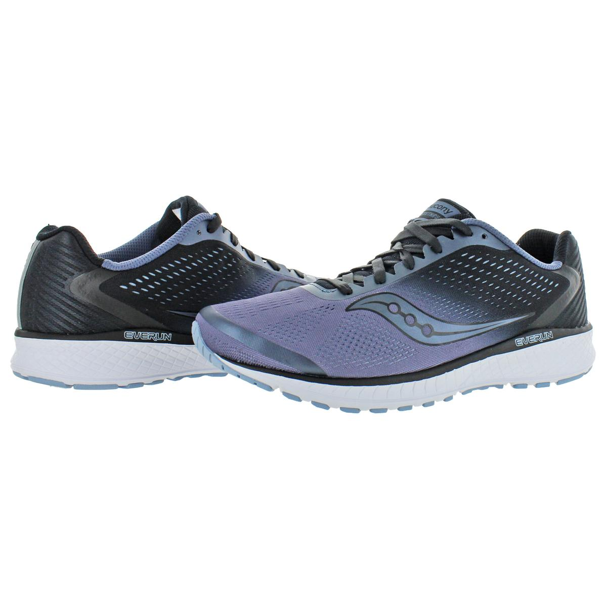 bf48ceda33b43 Details about Saucony Mens Breakthru 4 Everun Athletic Running Shoes  Sneakers BHFO 4994