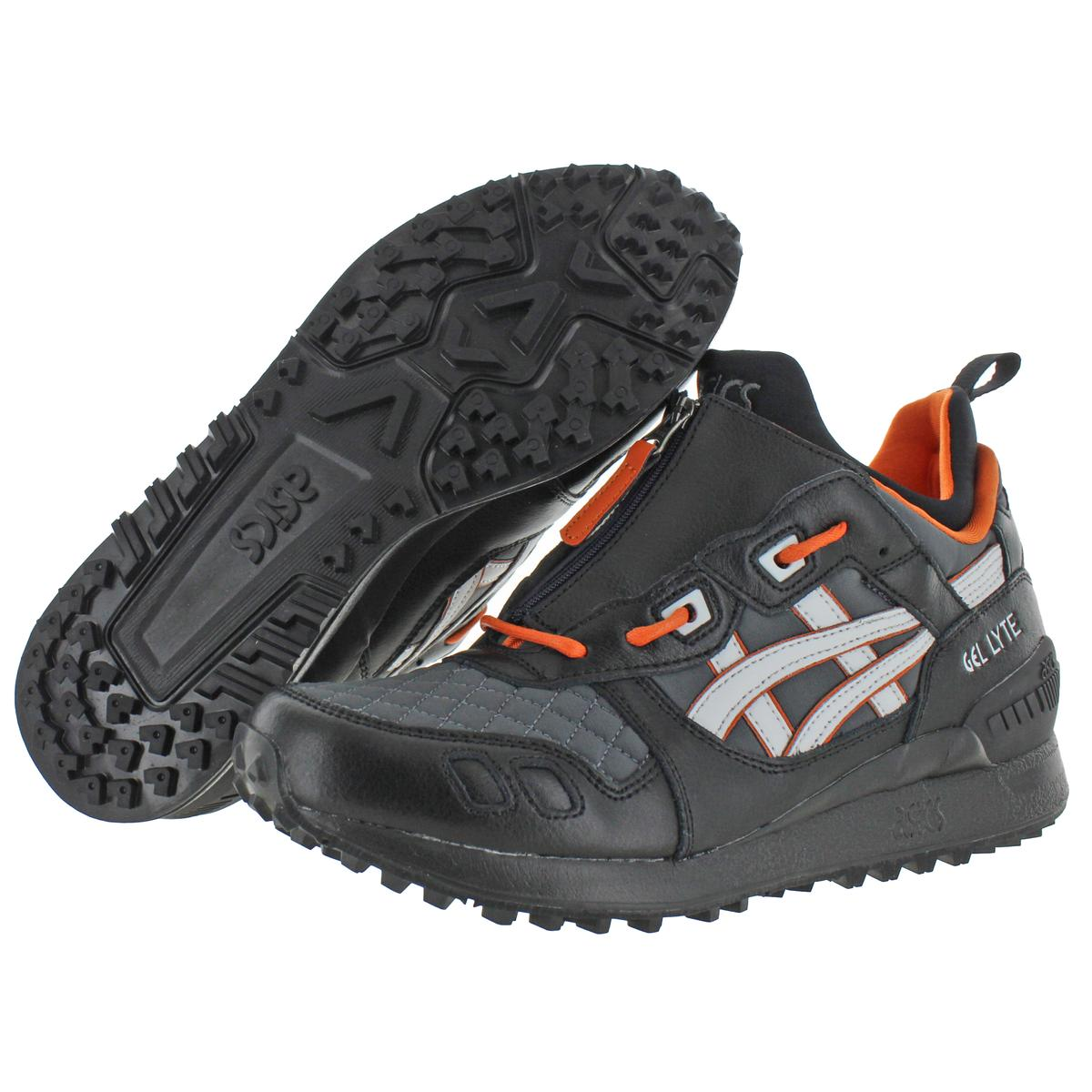 thumbnail 4 - ASICS-Tiger-Mens-Gel-Lyte-MT-Leather-Lace-Up-Mid-Top-Sneakers-Shoes-BHFO-5834