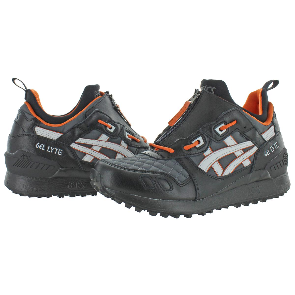 thumbnail 3 - ASICS-Tiger-Mens-Gel-Lyte-MT-Leather-Lace-Up-Mid-Top-Sneakers-Shoes-BHFO-5834