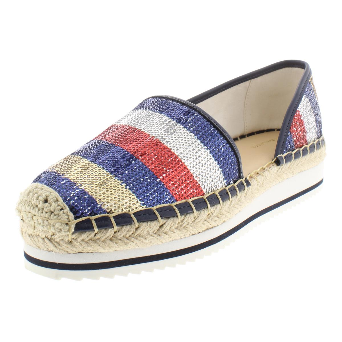 b2ef36cbf Details about Tommy Hilfiger Womens Carliss 2 D Orsay Casual Espadrilles  Shoes BHFO 7747