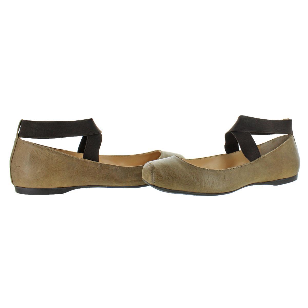 Jessica-Simpson-Women-039-s-Mandalaye-Square-Toe-Ankle-Wrap-Ballet-Flats thumbnail 5