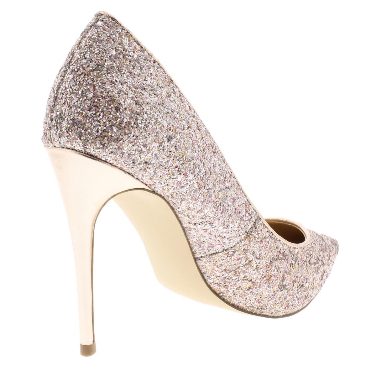 Steve-Madden-Womens-Daisie-Evening-Heels-Shoes-BHFO-4616 thumbnail 12