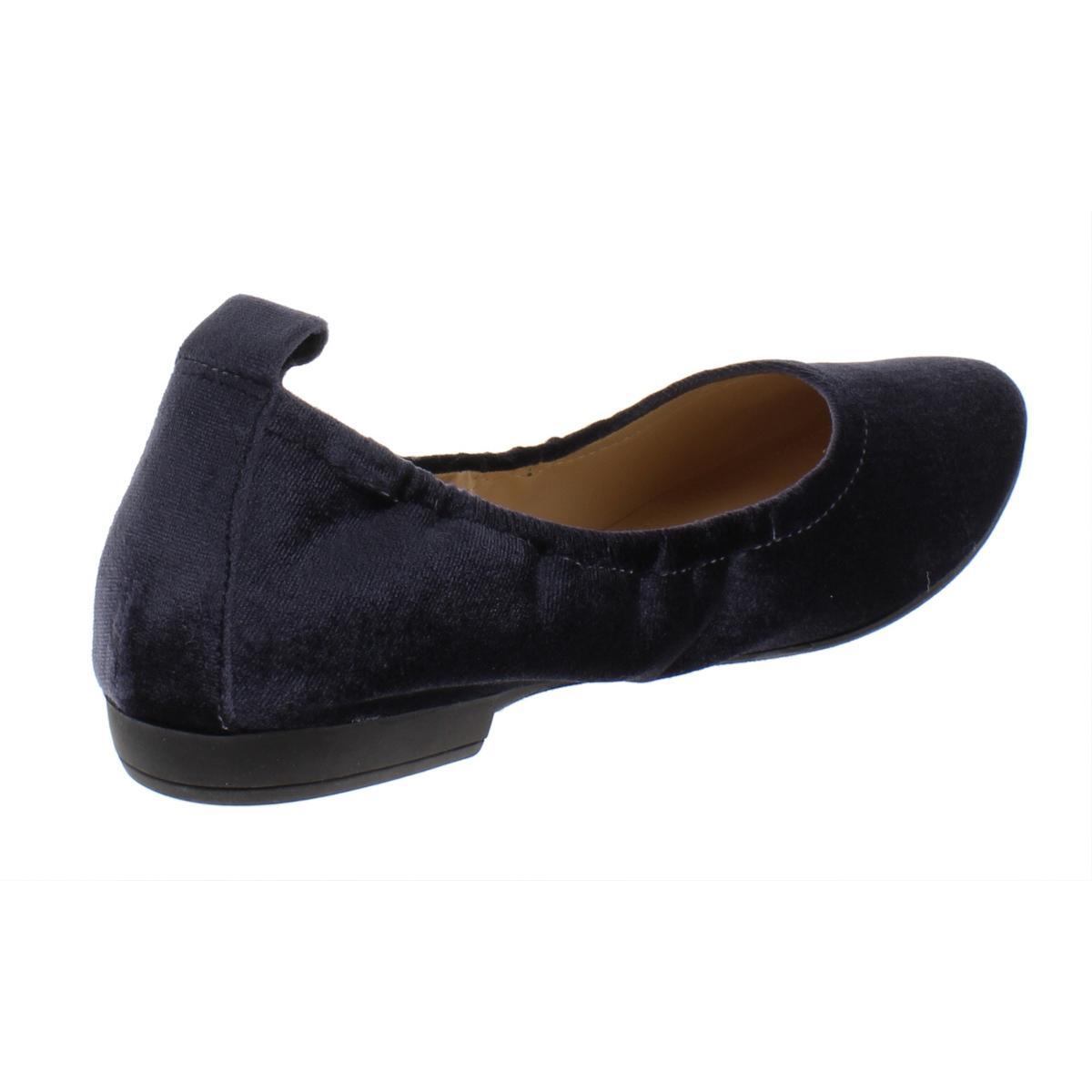 Nine-West-Womens-Garnham-7-Velvet-Slip-On-Round-Toe-Ballet-Flats-Shoes-BHFO-9719 thumbnail 6