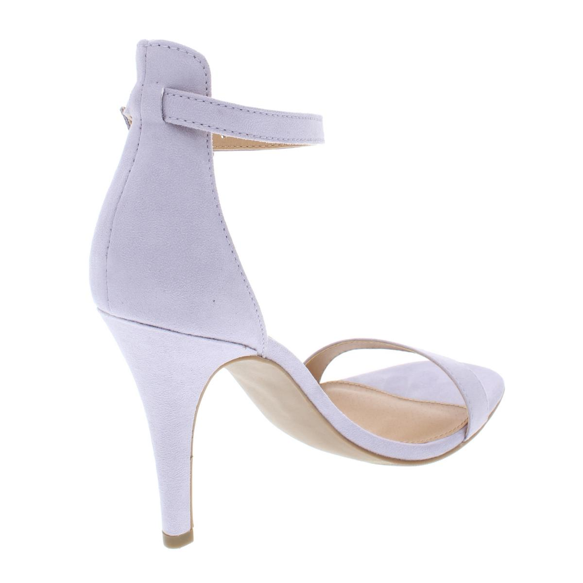 Material-Girl-Womens-Blaire5-Faux-Suede-High-Heel-Dress-Sandals-Shoes-BHFO-5216 thumbnail 8