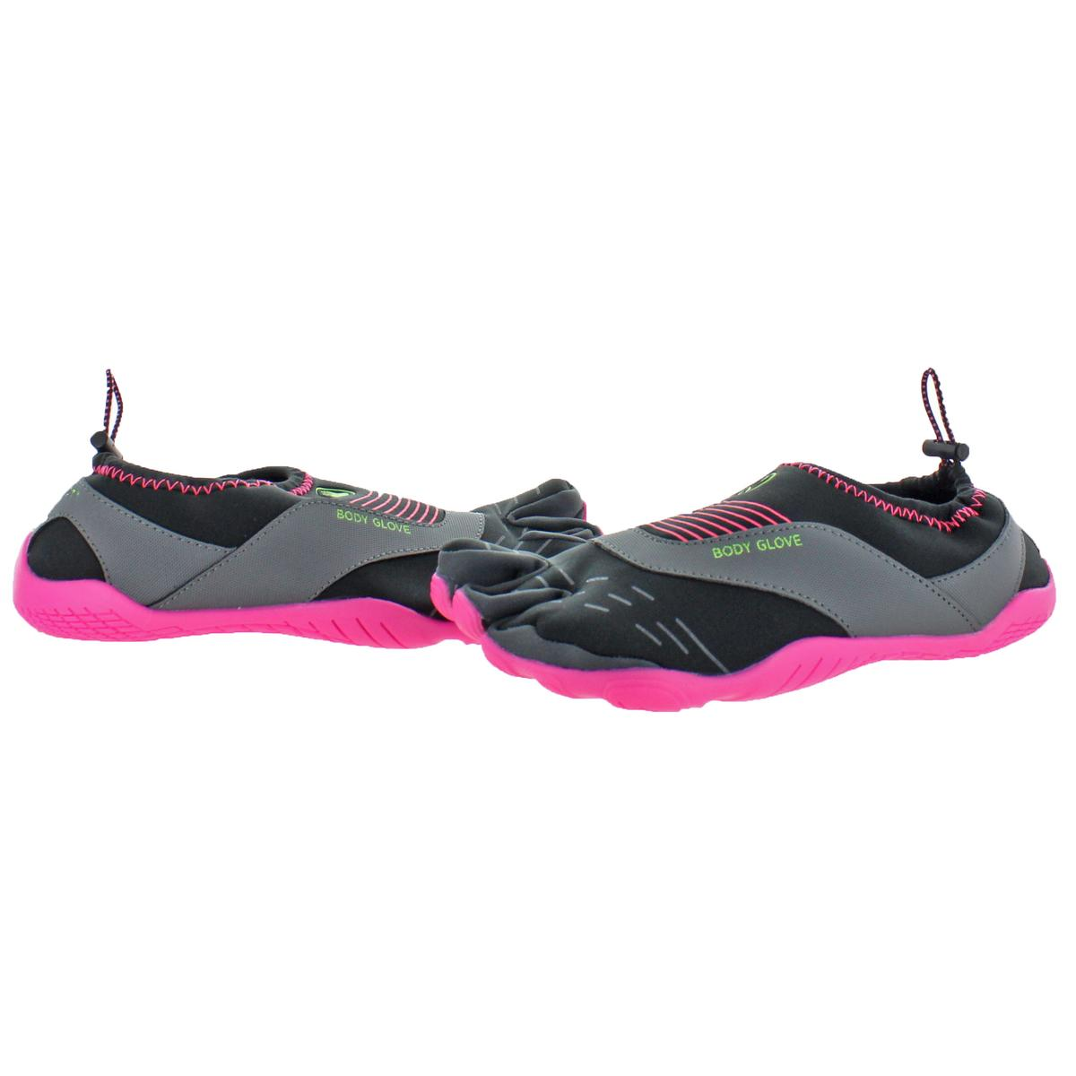 Body-Glove-Women-039-s-Cinch-Neoprene-Barefoot-Minimalist-Three-Toe-Water-Shoes thumbnail 3