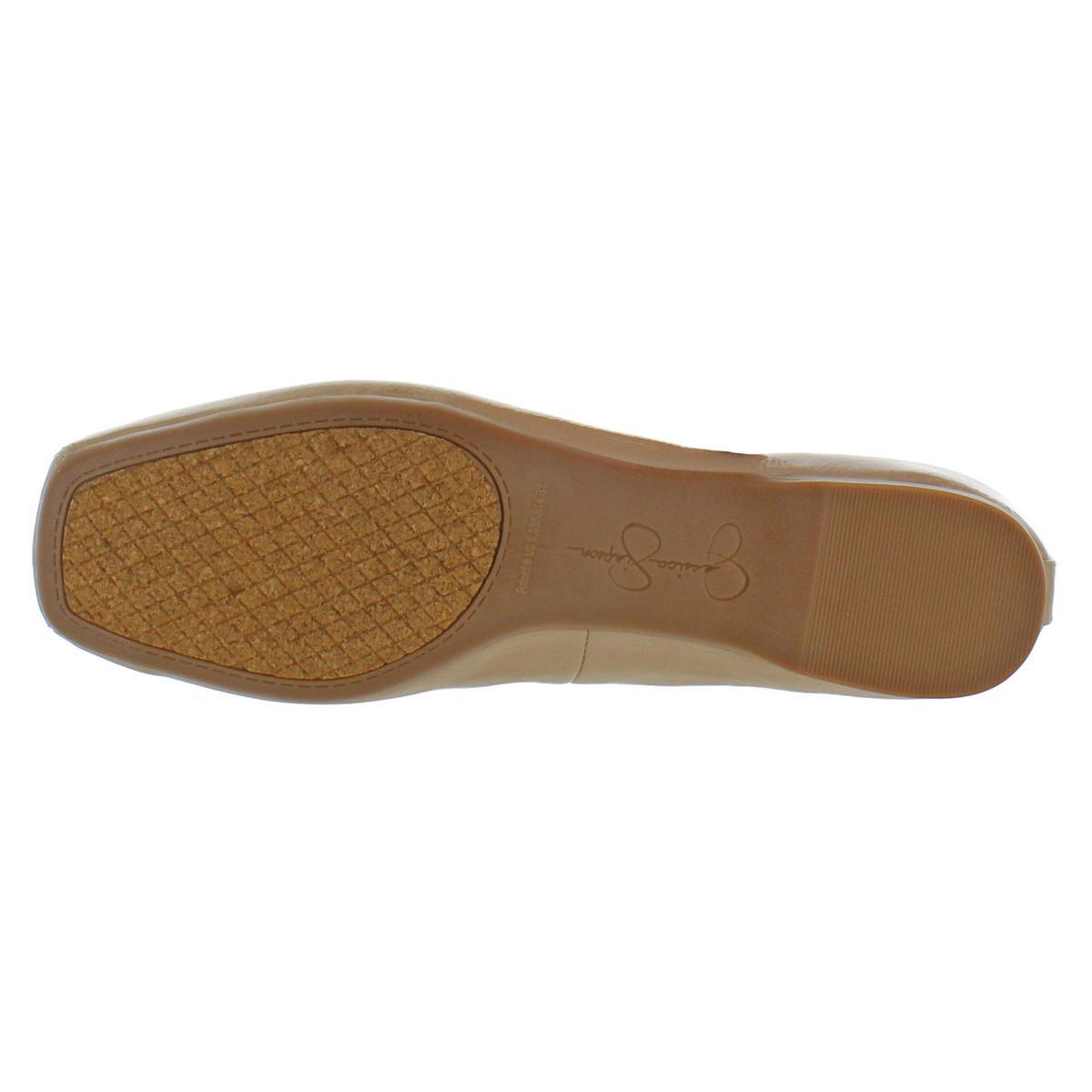 Jessica-Simpson-Women-039-s-Mandalaye-Square-Toe-Ankle-Wrap-Ballet-Flats thumbnail 19