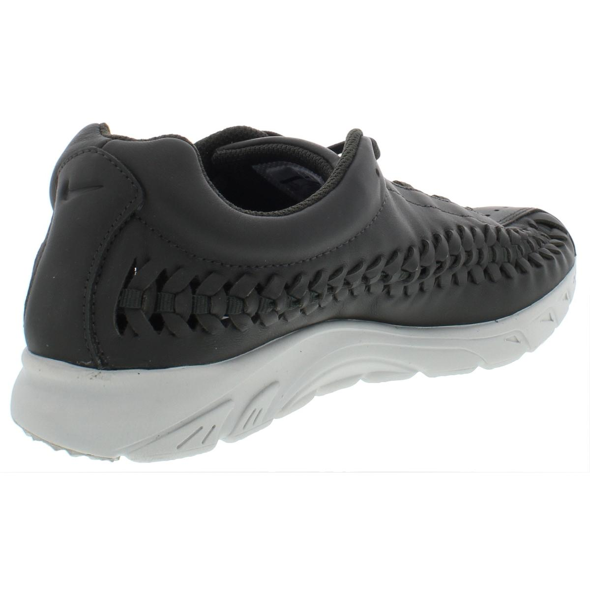Nike-Mens-Mayfly-Woven-Suede-Woven-Training-Fashion-Sneakers-Shoes-BHFO-2898 thumbnail 16