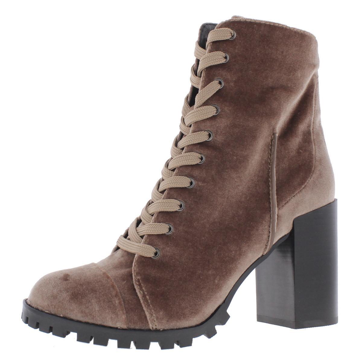 Ugg Australia Naiyah Stout Brown Boot Lace Up Shearling Lace Up women's 1016850