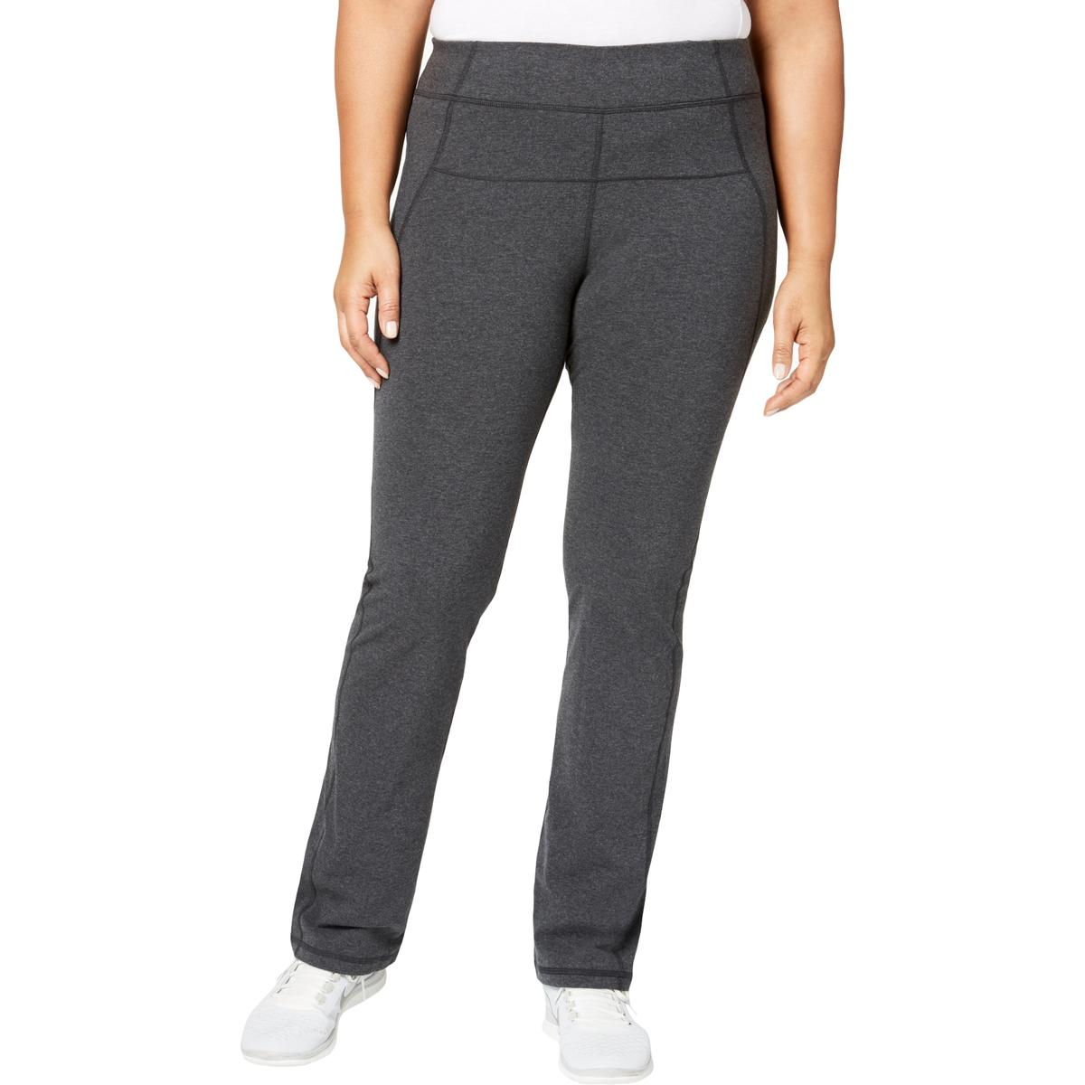 dd6931a9e37 Details about Calvin Klein Performance Womens Fitness Workout Athletic Leggings  Plus BHFO 1819