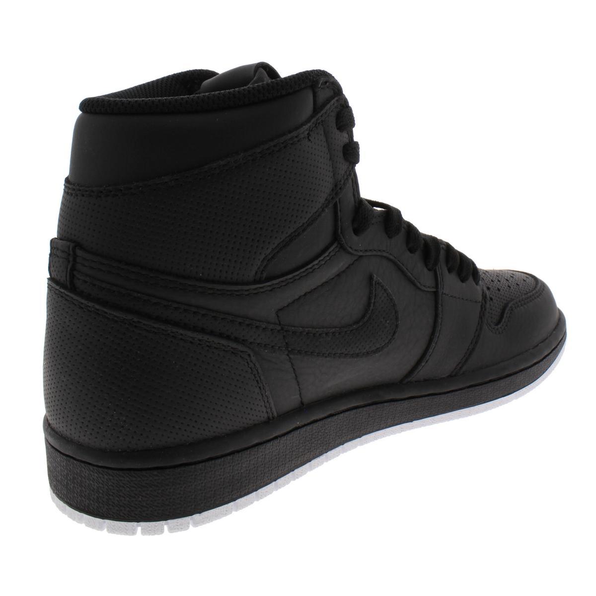 Nike-Mens-Air-Jordan-1-Retro-High-OG-Retro-Basketball-Shoes-Sneakers-BHFO-5612 thumbnail 4