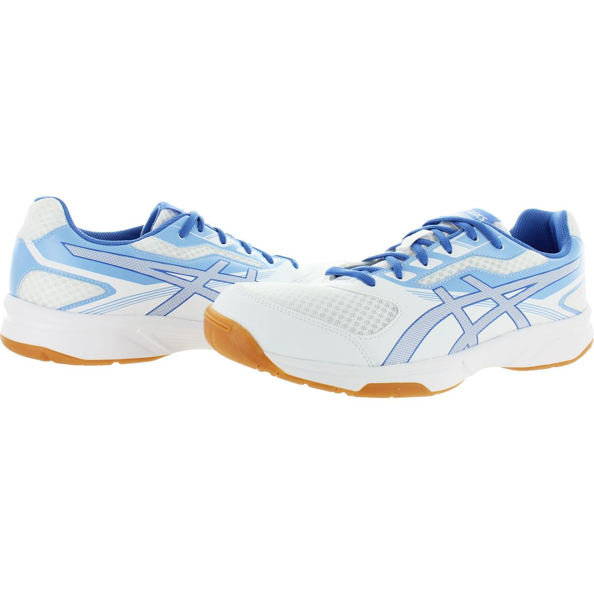 Asics-Womens-Upcourt-2-Low-Top-Trainers-Volleyball-Shoes-Sneakers-BHFO-5028 thumbnail 5
