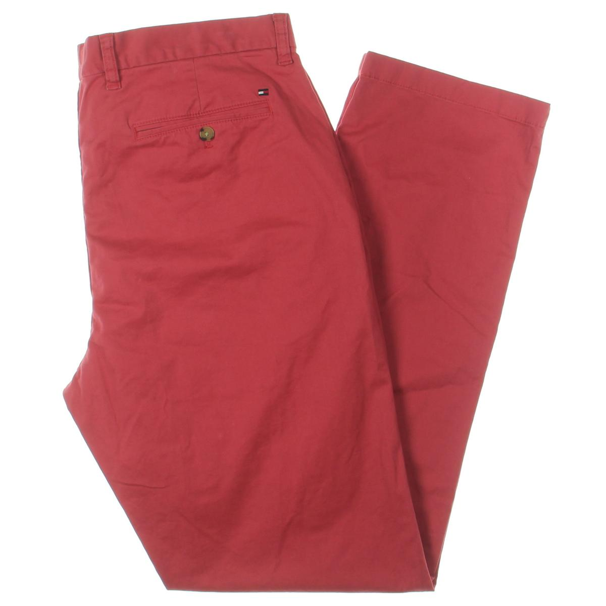 Polo Ralph Lauren Mens Straight Fit Casual Twill Chino Pants BHFO 3081
