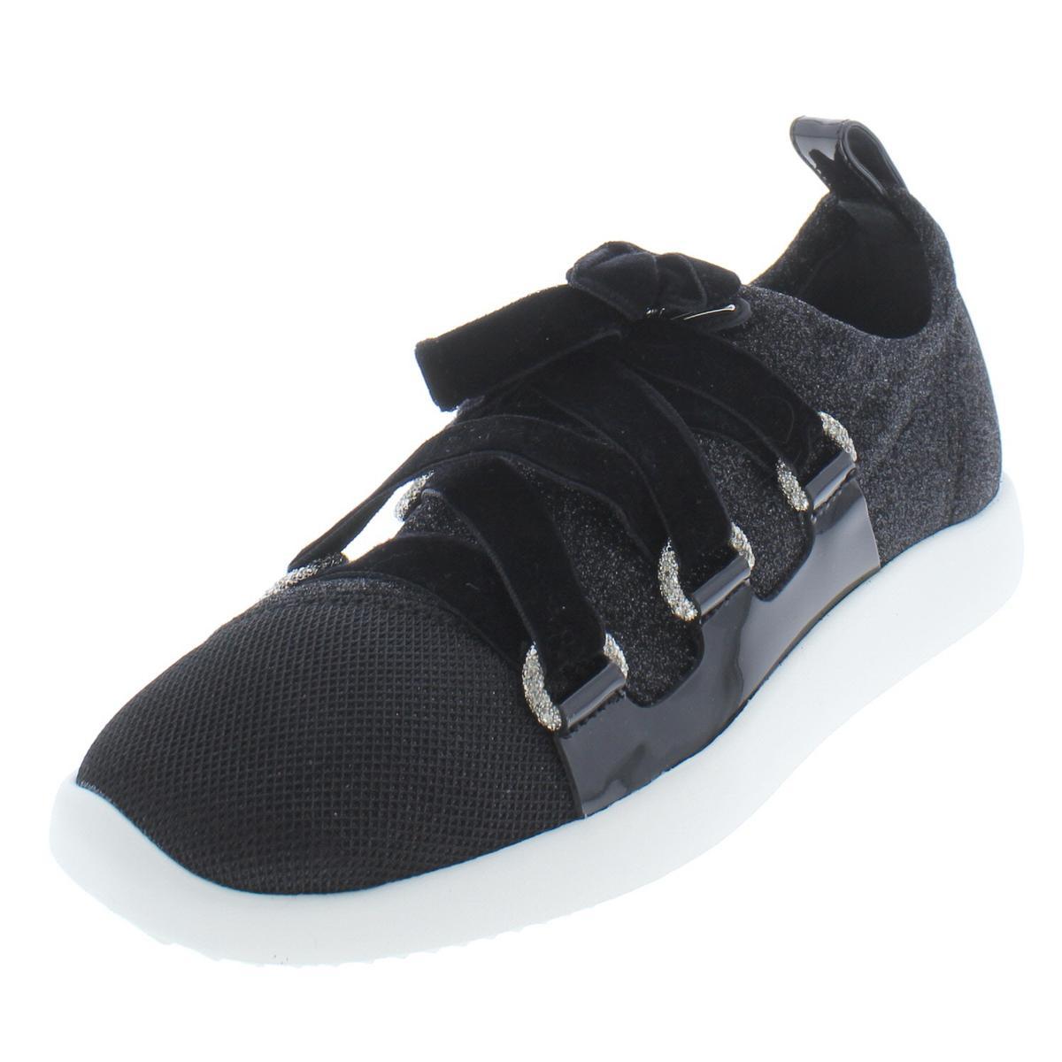 c559d6c364c Details about Giuseppe Zanotti Womens Singleg SC Donna Patent Fashion  Sneakers Shoes BHFO 8456