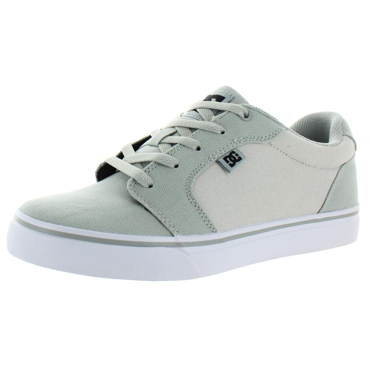DC Shoes Men's Anvil TX Canvas Low Top