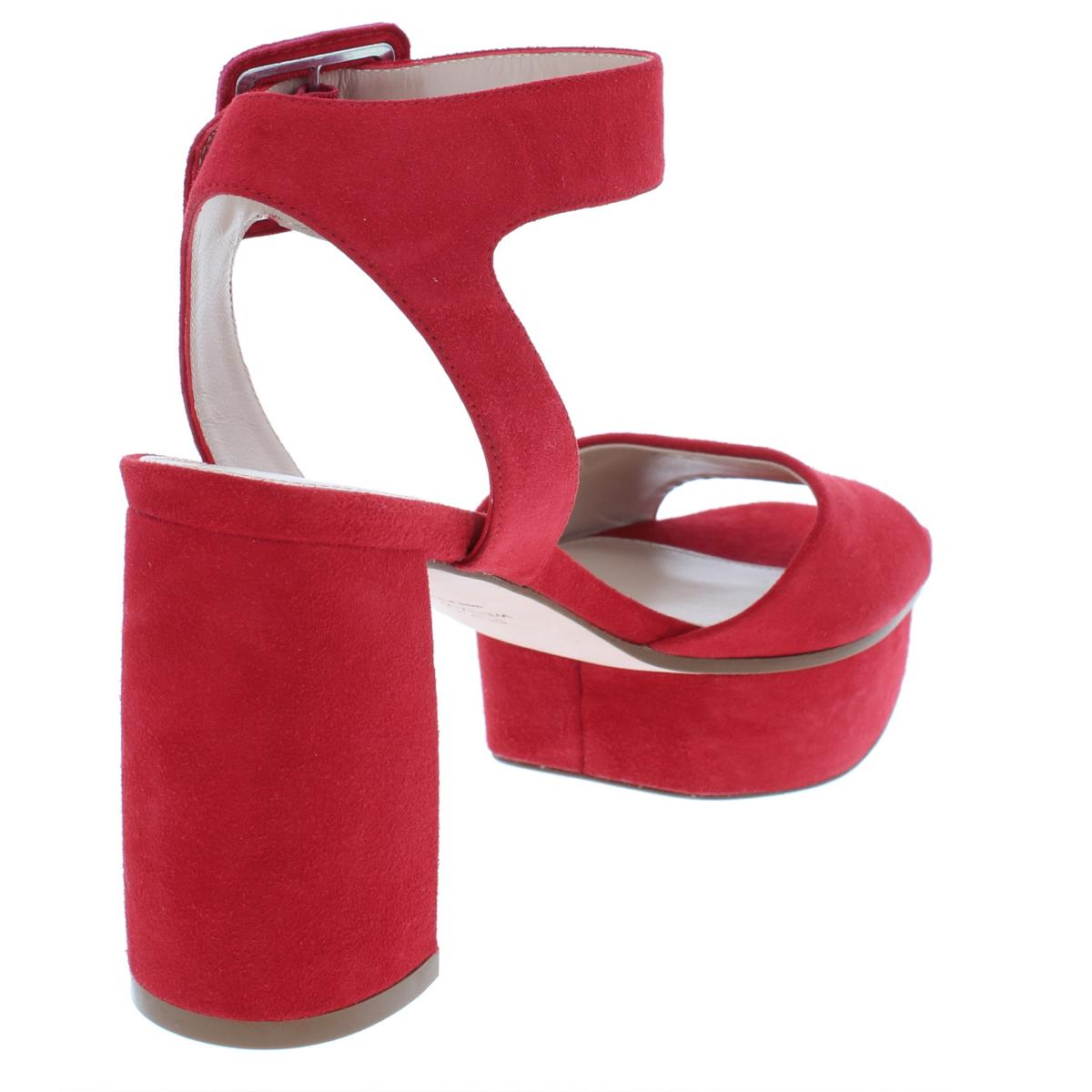Stuart Weitzman mujer para mujer Weitzman Newdeal plataforma taco de bloque sólido Sandalias Zapatos BHFO 7961 04d550