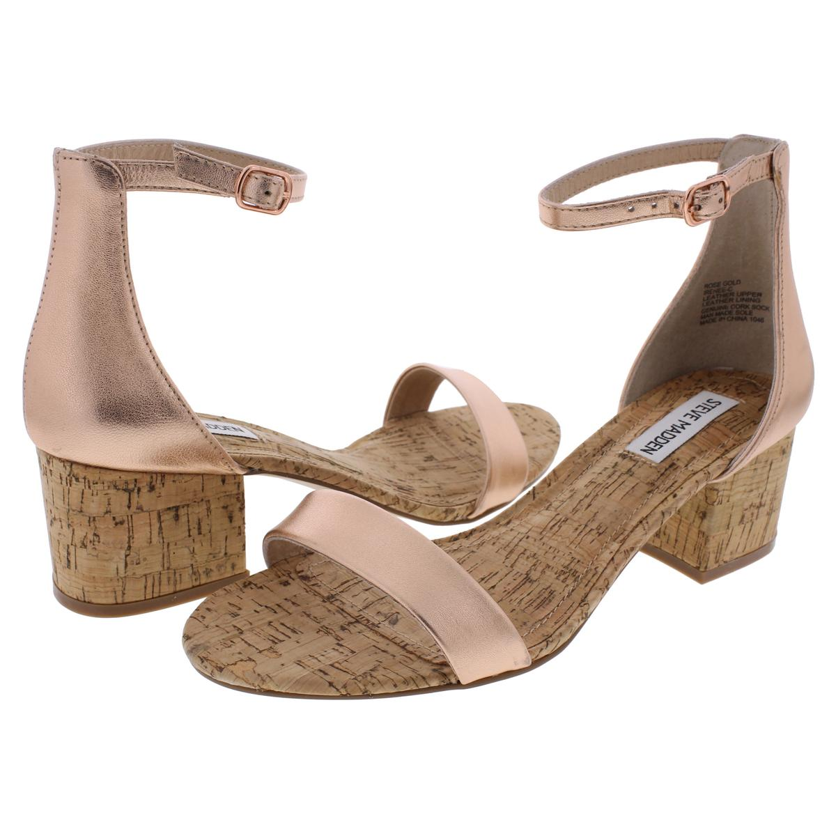 Steve-Madden-Womens-Irenee-Dress-Sandals-Heels-BHFO-0810 thumbnail 17