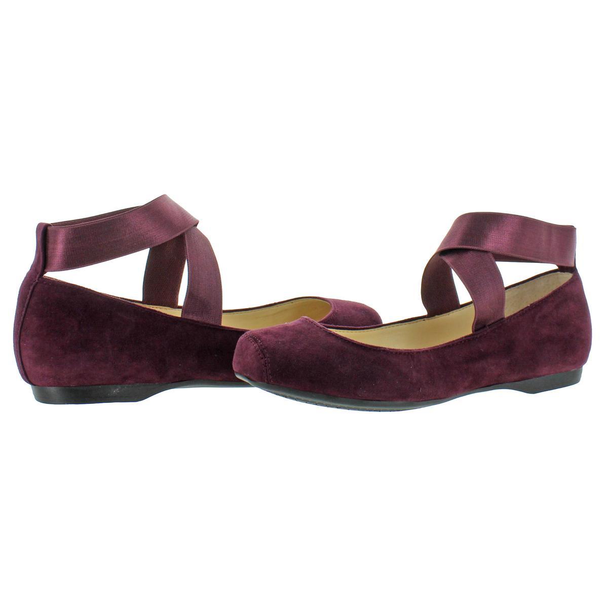 Jessica-Simpson-Women-039-s-Mandalaye-Square-Toe-Ankle-Wrap-Ballet-Flats thumbnail 23