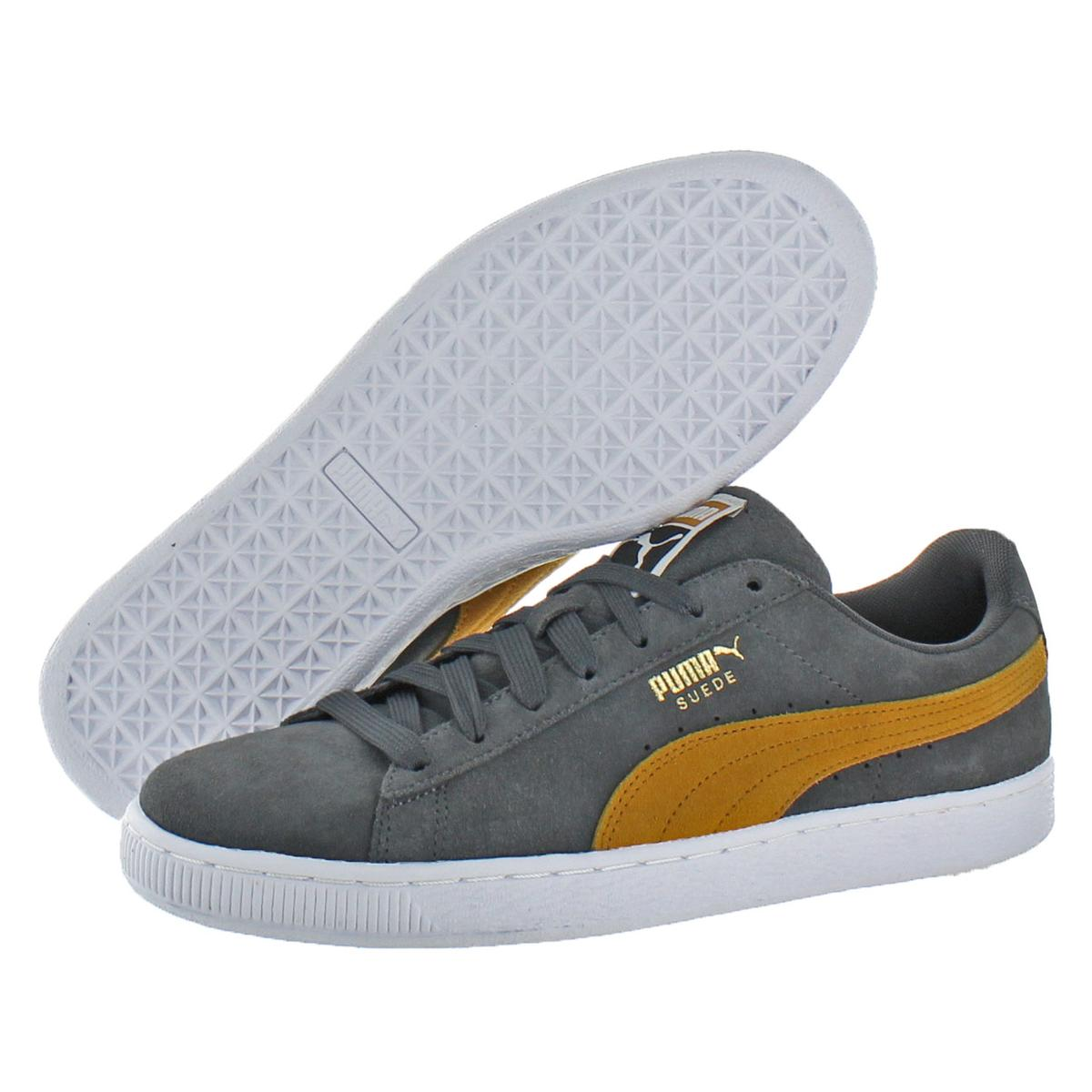 Puma-Suede-Classic-Men-039-s-Fashion-Sneakers-Shoes thumbnail 22