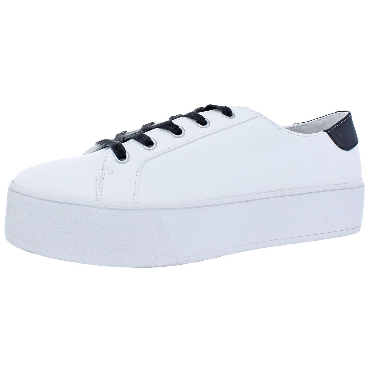 Steve Madden Damenschuhe Felecia Felecia Damenschuhe Weiß Fashion Sneakers 11 Medium (B,M ... 7fbb9c