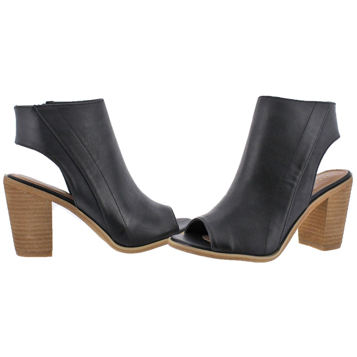 9ed5f4c41511 Very Volatile Michelle Women s Open Toe Dress Bootie Sandals Heels ...