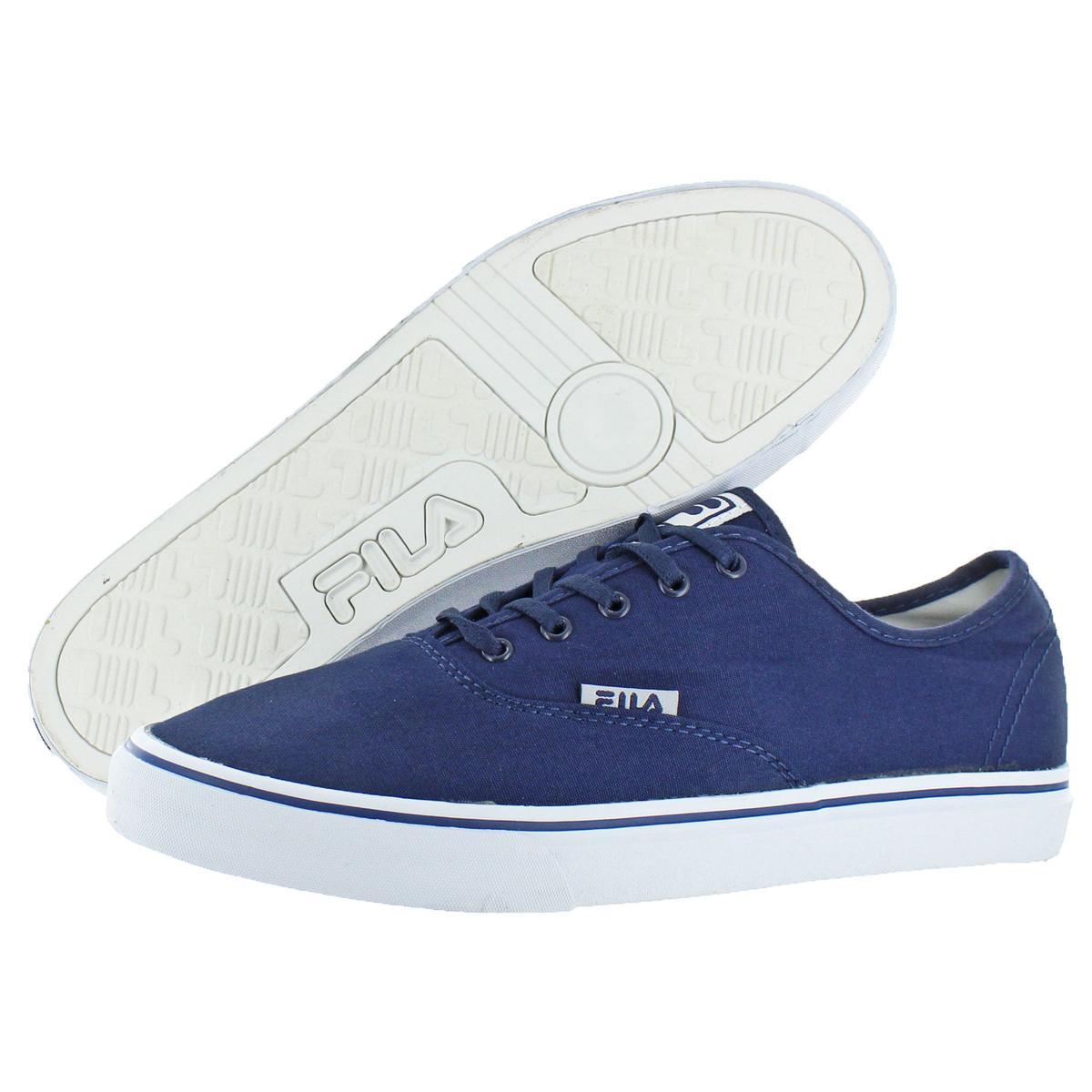 Fila-Classic-Canvas-Men-039-s-Fashion-Skate-Sneakers-Shoes thumbnail 10