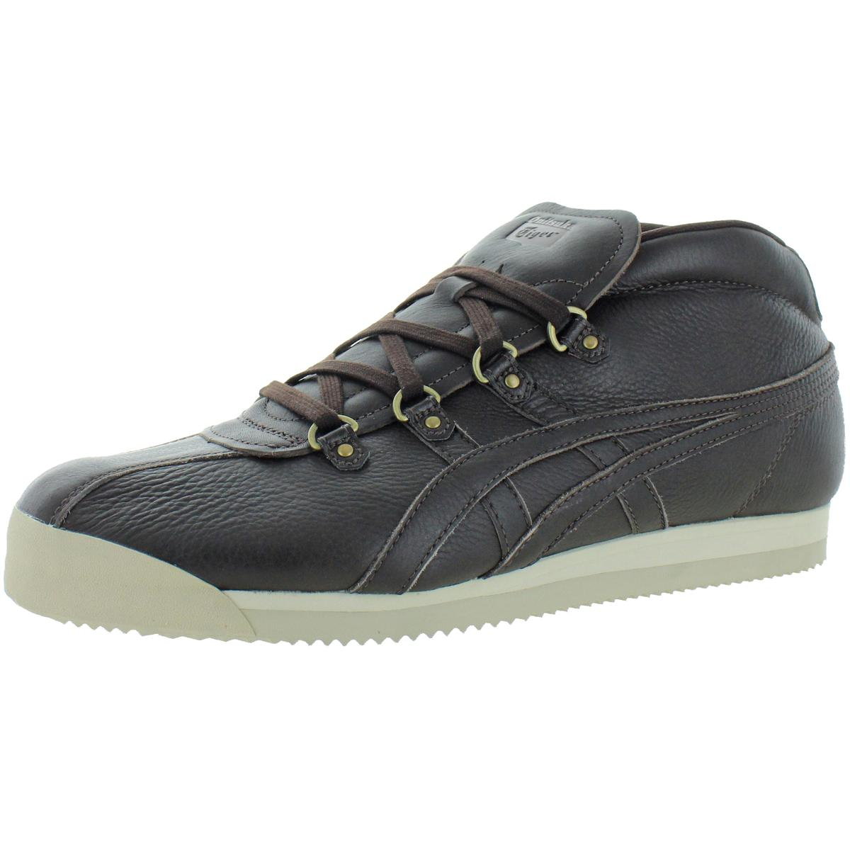 Onitsuka Tiger Mens Schanze 72 Leather Lifestyle Dad Sneakers Shoes BHFO 9038