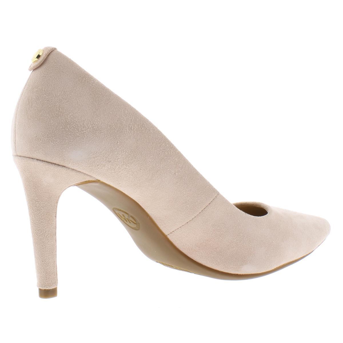 MICHAEL-Michael-Kors-Womens-Dorothy-Suede-Pumps-Dress-Heels-Shoes-BHFO-6408 thumbnail 10